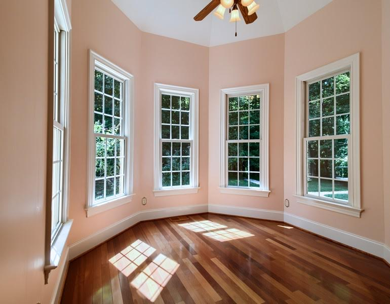 Breakfast Nook with tons of light