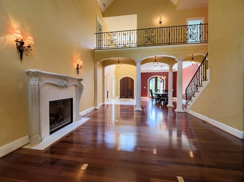 Living Room - reverse view of 2 story FR