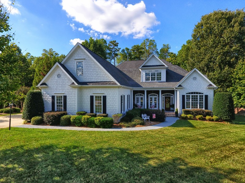 Welcome Home - Executive Home for Sale Apex NC