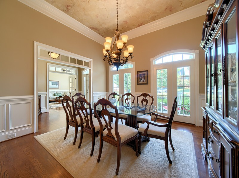 Dining Room - Apex Homes for Sale