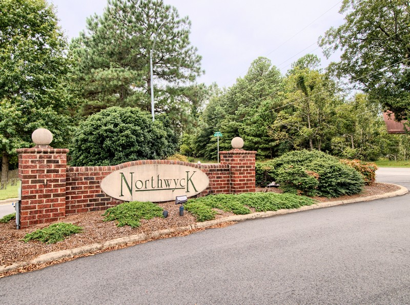 Desirable Northwyck Subdivision