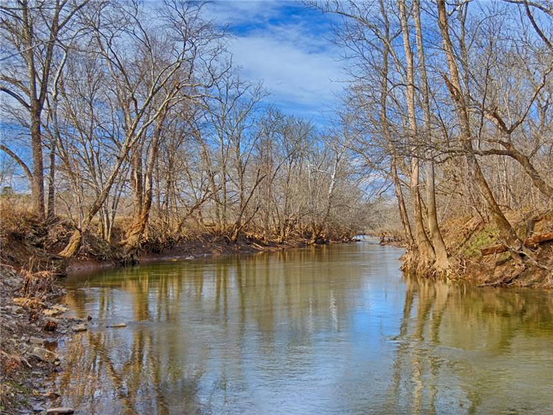 Rappahannock River Frontage