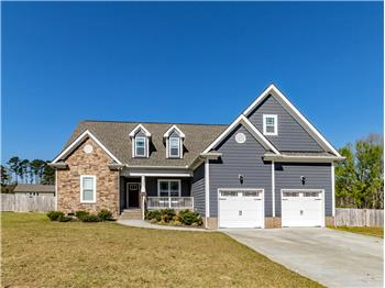 3401 Yellow Buckeye Lane, Zebulon, NC