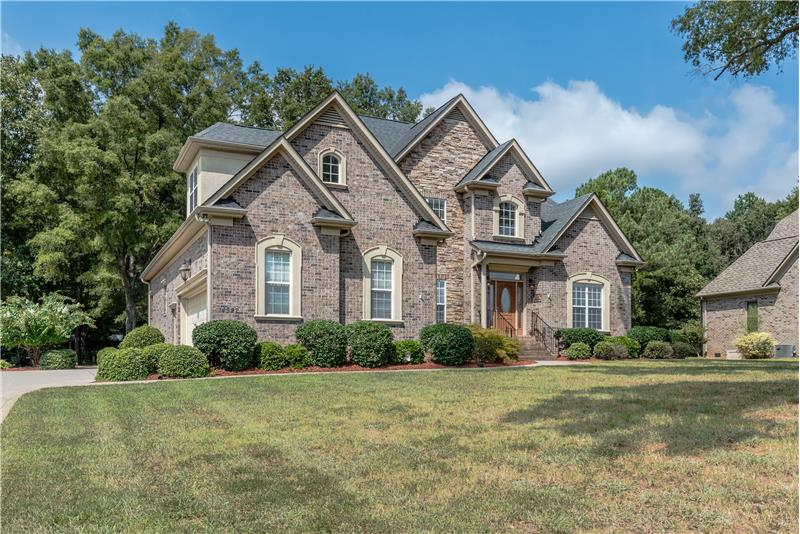 Welcome home to 14527 Davis Trace Drive in Mint Hill!