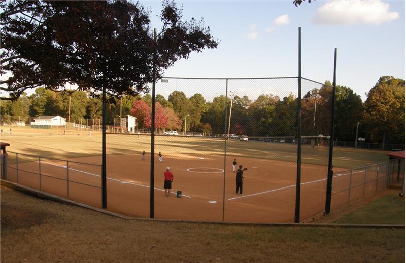 Tega Cay baseball/softball field
