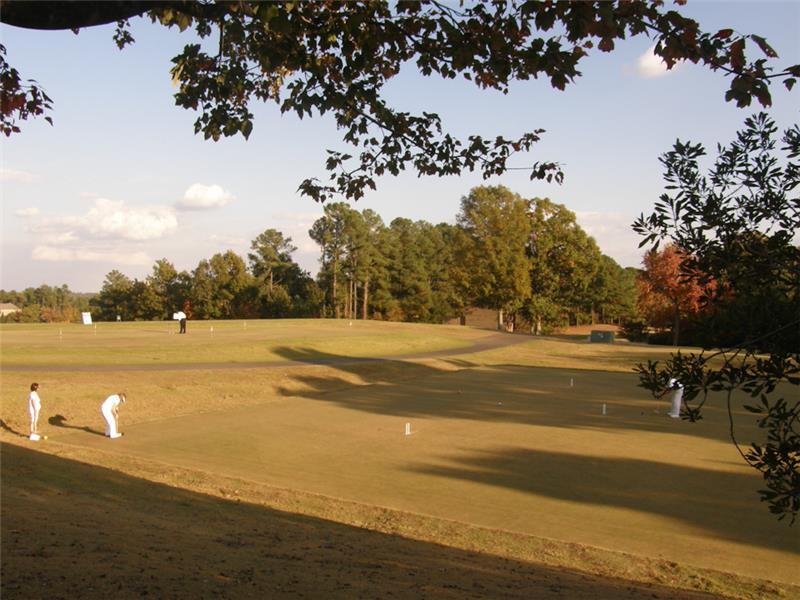 Tega Cay golf course