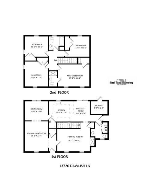 Floor Plan: 13720 Dawlish Lane