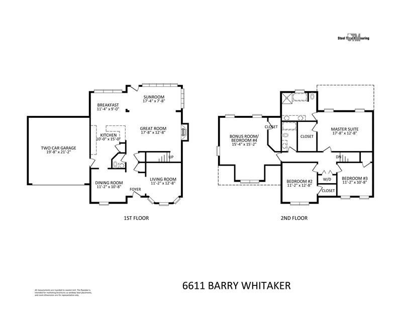 Floorplan ideal for indoor/outdoor living and entertaining.