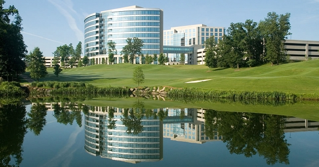 Quick and easy commute to the Ballantyne Corporate Park