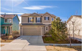3842 Swainson Drive, Colorado Springs, CO