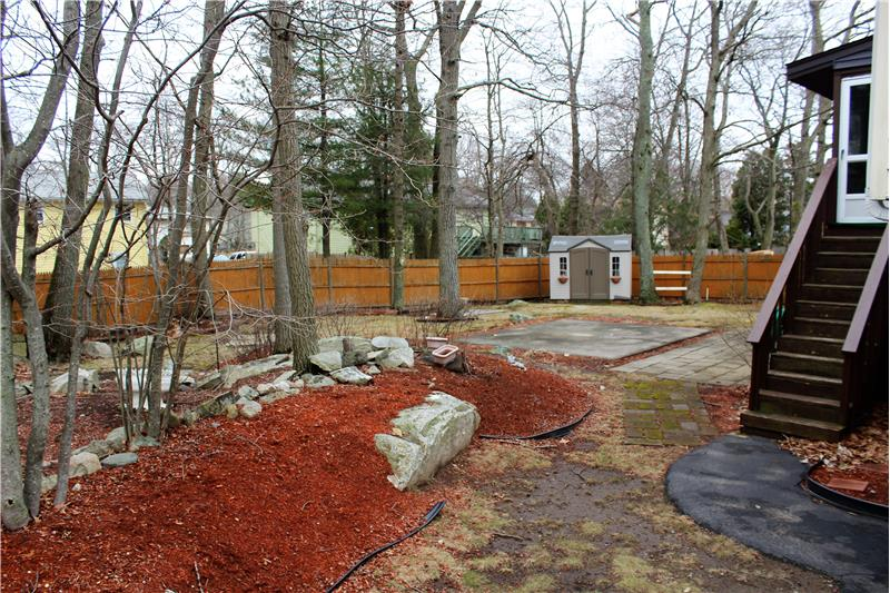 29 Birchwood Road Backyard