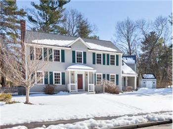 8 Barnes Way, Walpole, MA