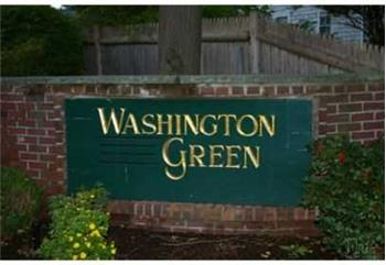 Washington Green, Walpole, MA