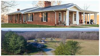40 Acres w/Immaculate 3 BR/3 BA Home, Barn, Outbuildings, Fenci...