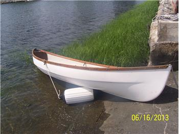 Seaworthy, well constructed, 12 1/2 foot rowing dingy at a great price of just $399, Cos Cob, CT
