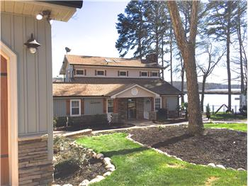 Waterfront Home w/ The Largest Private Dock/Pier on High Rock L...