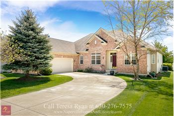 494 Treasure Dr, Oswego, IL