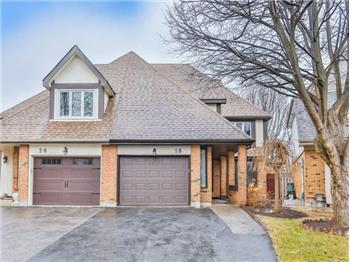 18 Saville Crt, Markham, ON