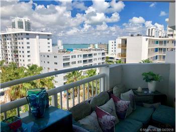 1621 BAY RD 706, MIAMI BEACH, FL