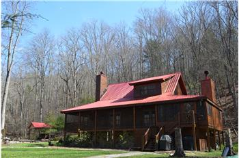 438 Pigeon Creek Road, Blue Ridge, GA