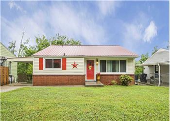 1512 Cecil Ave, Knoville, TN