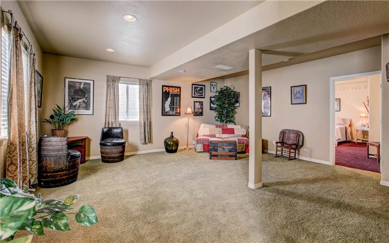 7127 Quiet Pond Basement Family Room