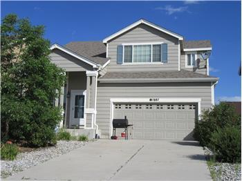 7887 Parsonage Lane, Colorado Springs, CO
