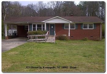 323 Elwood Street, Kannapolis, NC