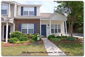 3585 Draycott Avenue #206, Charlotte, NC