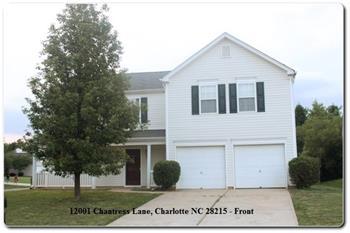 12001 Chantress Lane, Charlotte, NC