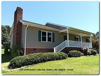 228 Huffstetler Lake Road, Dallas, NC
