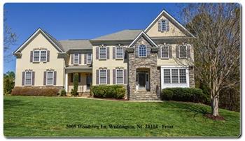 5005 Woodview Lane, Weddington, NC