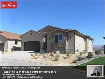 2178 East Colorado Circle, ST George, UT