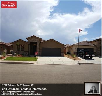 2176 E Colorado Dr, ST George, UT