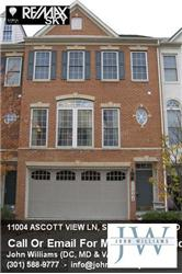 11004  ASCOTT VIEW LN, SILVER SPRING, MD