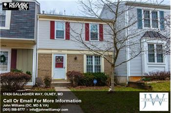 17424 GALLAGHER WAY, OLNEY, MD
