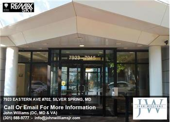 7923 EASTERN AVE #702, SILVER SPRING, MD