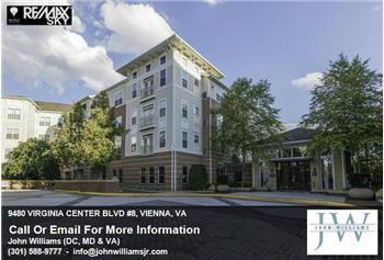 9480 VIRGINIA CENTER BLVD #8, VIENNA, VA
