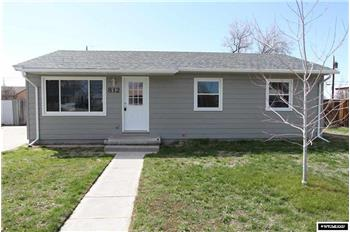 812 S 16th St, Worland, WY