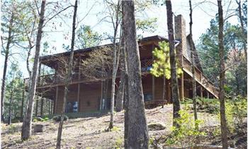 Mt Fork River Cabin, Watson, OK