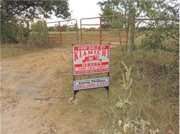 80 Acres of Good Pasture Land, Millerton, OK