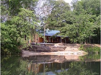 2 Cabins on Approx 4 Acres with River Frontage, Broken Bow, OK