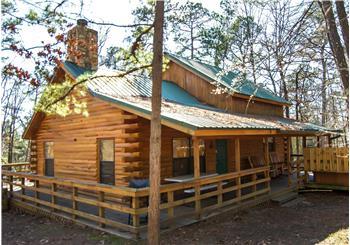 SlipShot Circle Cabins, Hochatown, OK