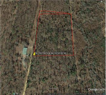 5.33 Acres with Lots of Timber, Smithville, OK