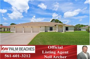 3516 SW Macon Road, Port St Lucie, FL