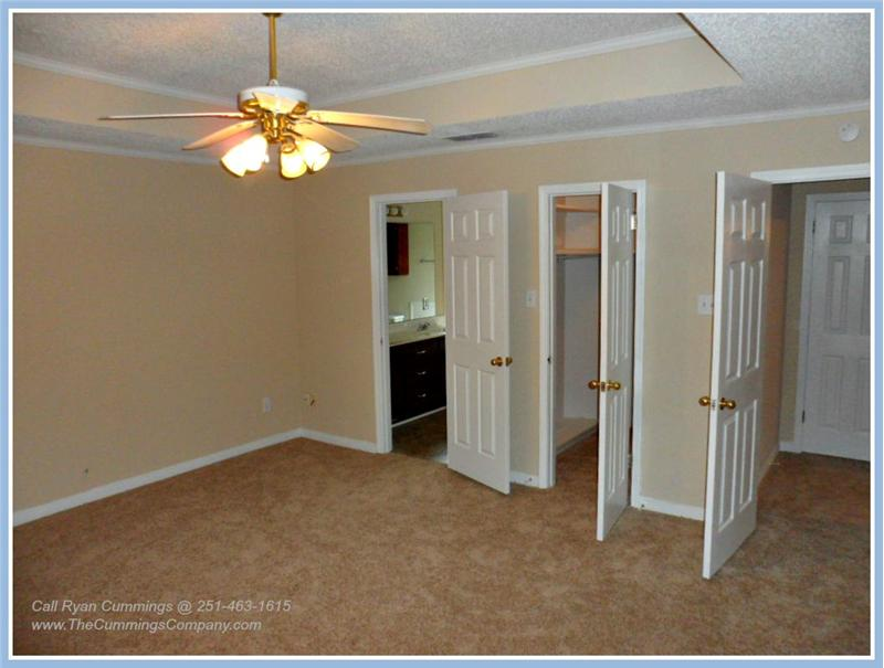 1216 Hillcrest Xing W, Mobile, AL 36695 Master Bedroom