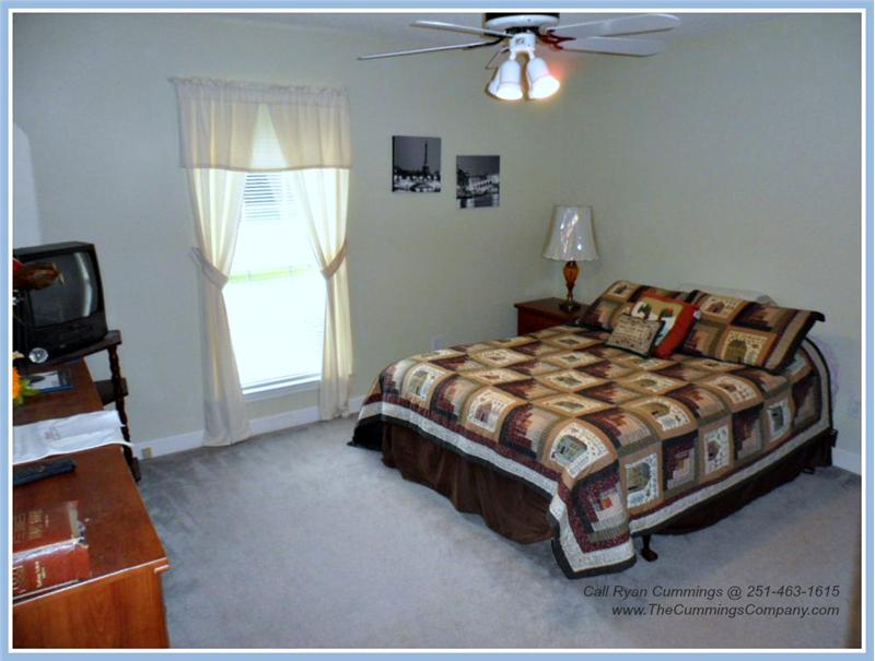 7436 Pinewood Dr, Theodore, AL 36582 Additional Bedroom 1