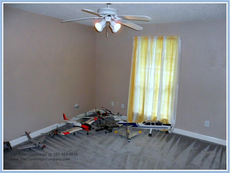 7436 Pinewood Dr, Theodore, AL 36582 Additional Bedroom 2