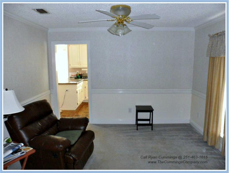 7436 Pinewood Dr, Theodore, AL 36582 Dining Room