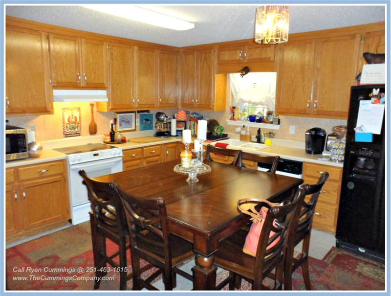 7436 Pinewood Dr, Theodore, AL 36582 Mother-in-law Suite Kitchen